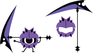 Miniboss Weapons #1 by Mchaosg