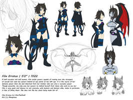 ::Comm-Filia Reference:: by Mangostaa