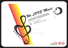 LOVE for MUSIC by jasaholic