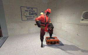 Pyro, the man you can trust by RPDOfficer