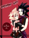 Birthday Gift COVER by xiaa