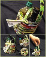 LCBO Sample Basket by Tora-Michelle