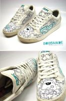 sneakers by Bobsmade