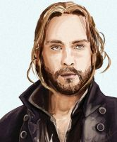 Ichabod Crane by PatheticMortal