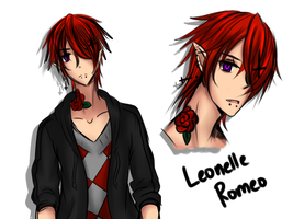 Leonelle Revamp by MisterZei