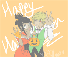 Halloween 2011 by ScienceCandy