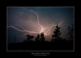 Electric Night - Contest Entry by sxy447