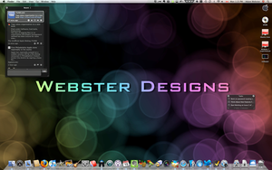 Desktop January 2009 by zedi0us