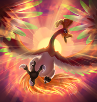 Ho-oh - Lord of the Sky -