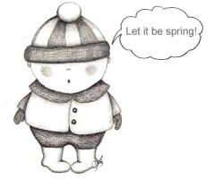 Let it be spring by carmen23leo