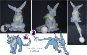 The MiniFrost Plushie by apox0n