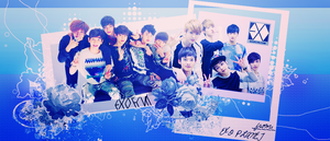 EXO banner 02 by 030288