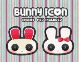 bunny icons by Godling-Studio