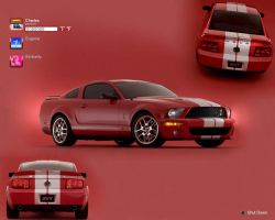 Shelby GT 07 by shelbygt