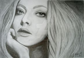 Amanda Seyfried by LixxMyLipz
