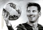Leo Messi by AmBr0