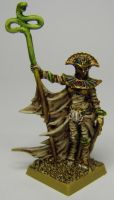 MORDHEIM Tomb Kings' Lich by FraterSINISTER