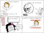 RAGE COMIC!!!!! by grellXsebastianX