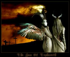 The sun of Tiphareth by darkmercy