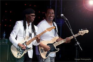 Nile Rodgers by GJ-Vernon