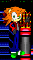 Jonathan the Hedgehog -request by Yellow-Phoenix
