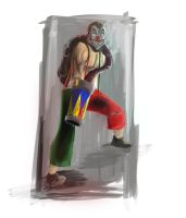 cannon clown by bst14