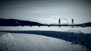Cold Day's Bridge by simpspin