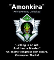 Amonkira Achievement by x-Alexiel-x