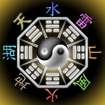 Bagua I Ching by AceRacer