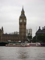 Big Ben by lonewhiterose