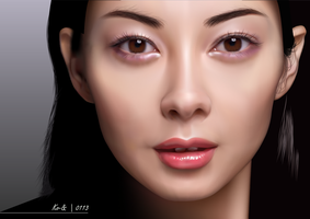 Japanese Beauty by Koen-Edward