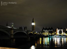 London night by yaddar