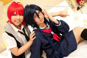 Utapuri: Happy Bday Tokiya by christie-cosplay