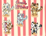 New CS - CrumbKittens- Firstbatch - open by Cercus