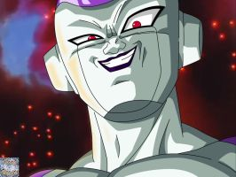 Frieza Final Bout Update by kingvegito