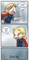 Thor: The Dark World by caycowa