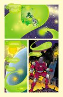 Green Lantern 01 by gammahed