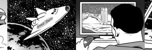 Space Tours by handtoeye