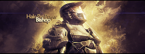 Halo Pro Player Sig by Jabbawocke