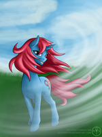 Windy day by Adalbertus