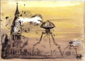 War of the Worlds by RobertHack