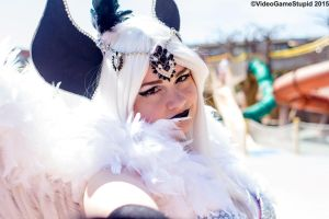 ColossalCon 2015 - Mega Absol(PS) 10 by VideoGameStupid