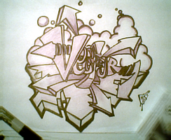 Battle Piece 1- 'Vector' by Kid-ReeFer
