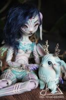 Bjd Limited Collection Alchemy: Shelton by AnikoRi