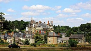 Construction works - Chateau Langeais by UdoChristmann