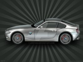BMW Z4 by Andy202
