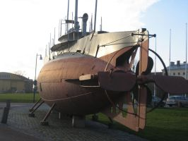 Submarine 6 by CAStock