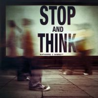 Stop and Think by miqulski