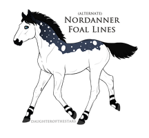 A2227 - Nordanner foal design by earthbae