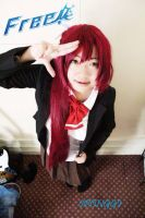 More of Gou Matsuka cosplay by iponggi